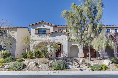 Las Vegas Single Family Home For Sale: 10257 Cool Mist Street