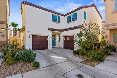Clark County Single Family Home Under Contract - Show: 7601 Reveal Court