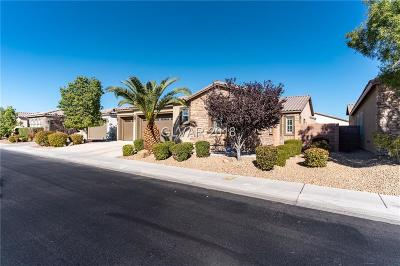 Las Vegas Single Family Home For Sale: 6090 Tarrant Ranch Road