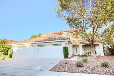 North Las Vegas Single Family Home For Sale: 6012 Star Decker Road