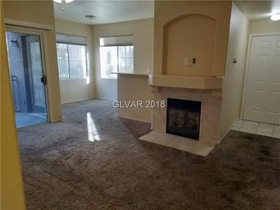 Las Vegas Condo/Townhouse For Sale: 9050 West Warm Springs Road #1106