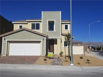 North Las Vegas NV Single Family Home For Sale: $341,202