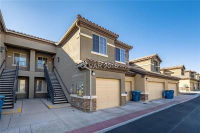 Las Vegas NV Condo/Townhouse For Sale: $179,000