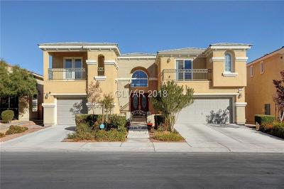 North Las Vegas Single Family Home For Sale: 4128 Falcons Flight Avenue