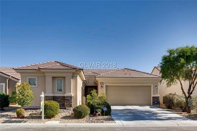 North Las Vegas Single Family Home For Sale: 7412 Petrel Street