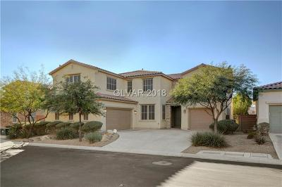 North Las Vegas Single Family Home For Sale: 6439 Grayback Drive