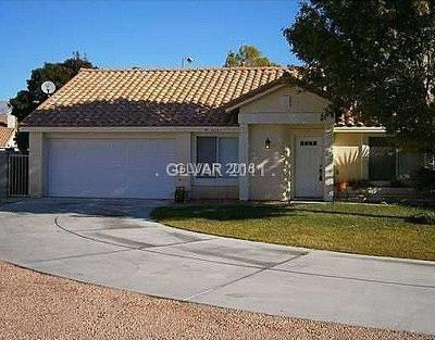 North Las Vegas Rental For Rent: 1798 Desert Ridge Avenue