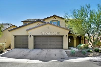 North Las Vegas Single Family Home For Sale: 1525 Eagles Pass Avenue