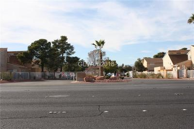 Las Vegas Multi Family Home For Sale: 5206 Golden Lane