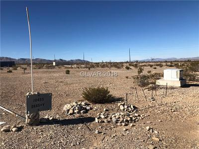 Las Vegas NV Residential Lots & Land For Sale: $109,000