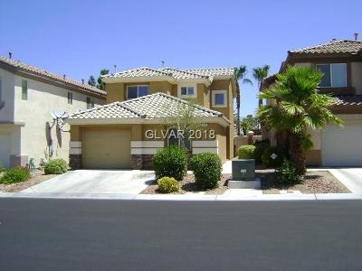 Las Vegas Single Family Home For Sale: 236 Wicked Wedge Way