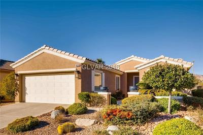 Las Vegas NV Single Family Home For Sale: $360,777