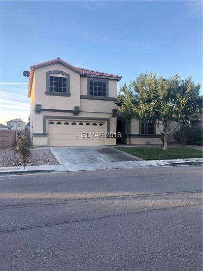 North Las Vegas Rental For Rent: 2917 Pumpkin Harvest Avenue