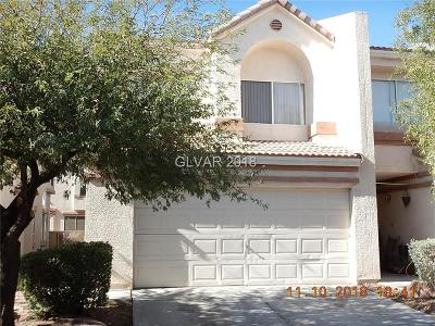 North Las Vegas Rental For Rent: 3339 Dragon Fly Street