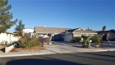 Las Vegas Single Family Home For Sale: 1500 Winwood Street