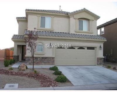 Las Vegas Single Family Home For Sale: 606 Newberry Springs Drive