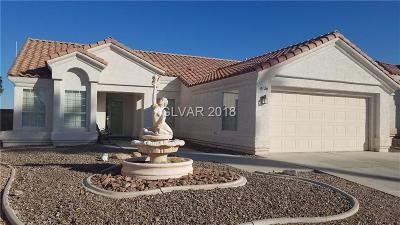 Single Family Home For Sale: 8120 Fox Tail Way