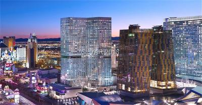 Resort Condo At Luxury Buildin High Rise For Sale: 3750 South Las Vegas Boulevard #2610