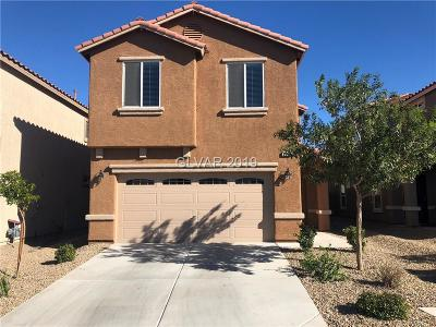 Las Vegas Single Family Home For Sale: 8864 Lake Myers Court