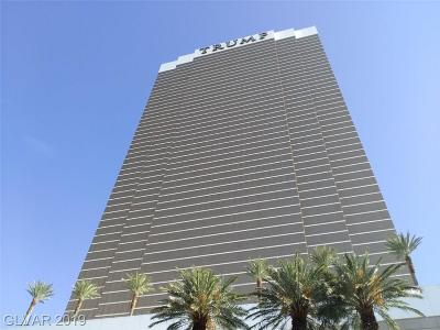 Trump Intl Hotel & Tower-, Trump, Trump Intl Hotel & Tower- Las High Rise For Sale: 2000 Fashion Show Drive #4422