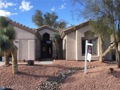 Las Vegas Single Family Home For Sale: 8108 Squaw Springs Lane