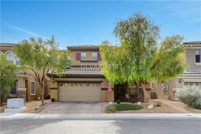 North Las Vegas Single Family Home For Sale: 105 Delighted Avenue