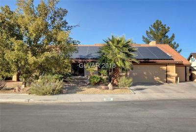 Las Vegas Single Family Home For Sale: 2036 Canterbury Drive