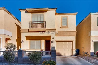 Las Vegas Single Family Home For Sale: 6344 Pebblecreek Lodge Way
