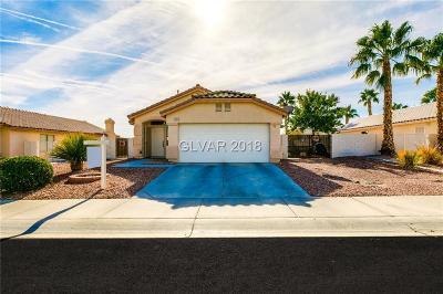 Las Vegas Single Family Home For Sale: 7917 Quill Gordon Avenue