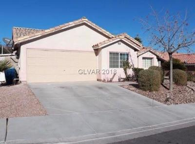 Las Vegas Single Family Home For Sale: 6312 Chimney Wood Avenue