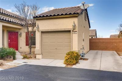 Clark County Single Family Home For Sale: 7837 Drydust Court