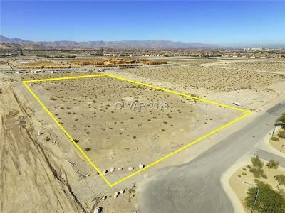 Henderson Residential Lots & Land For Sale: Placid St @ Keehn Ave ( St Rose Pkwy)