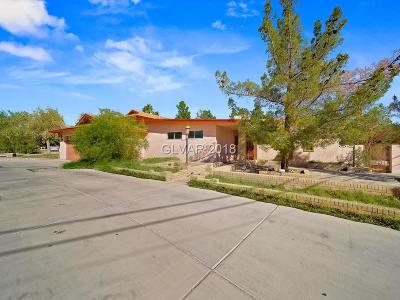 Las Vegas Single Family Home For Sale: 2880 Torrey Pines Drive