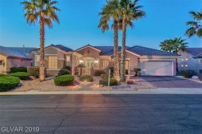 Boulder City, Henderson, Las Vegas, North Las Vegas Single Family Home For Sale: 1887 Wood River Street