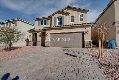 Las Vegas Single Family Home For Sale: 10276 Massachusetts Lane
