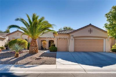 Boulder City, Henderson, Las Vegas, North Las Vegas Single Family Home For Sale: 2557 Hayesville Avenue