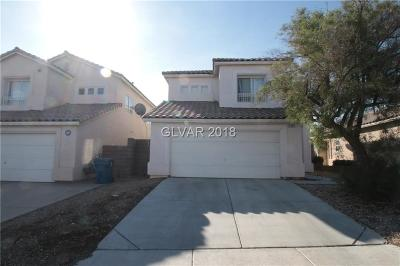 Single Family Home For Sale: 7981 Angel Tree Court