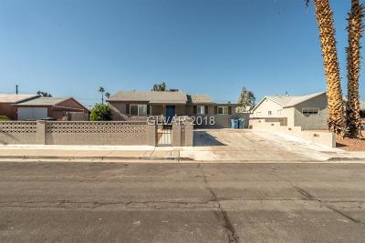 Single Family Home For Sale: 1342 Barnard Drive