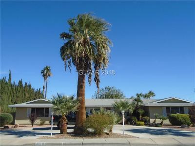 Las Vegas NV Single Family Home For Sale: $299,000
