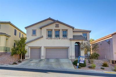 Las Vegas Single Family Home For Sale: 159 Rolling Fields Court