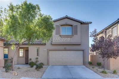 Las Vegas Single Family Home For Sale: 9060 Salvatore Street