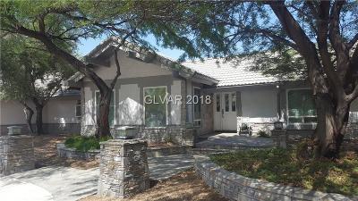 Las Vegas NV Single Family Home For Sale: $529,000