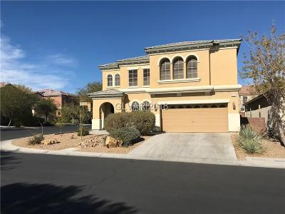 Las Vegas Single Family Home For Sale: 7252 Childers Avenue