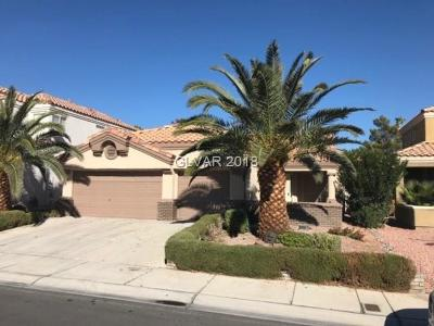 Las Vegas Single Family Home For Sale: 8024 Summer Harvest Avenue