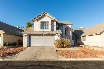 Henderson Single Family Home For Sale: 2539 Kilmaron Circle