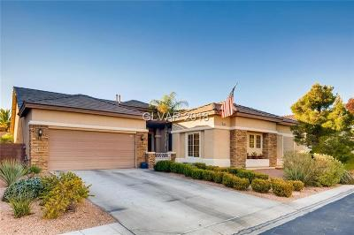 Clark County Single Family Home For Sale: 7305 Gentle Valley Street