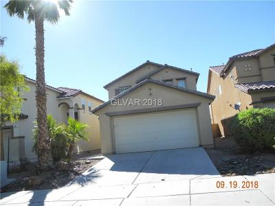 North Las Vegas Rental For Rent: 6253 Halstead Court