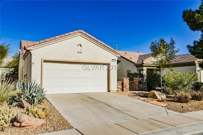 Boulder City, Henderson, Las Vegas, North Las Vegas Single Family Home For Sale: 3616 Kittiwake Road