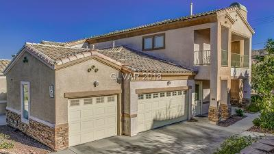 Boulder City Condo/Townhouse For Sale: 201 Kaelyn Street #3