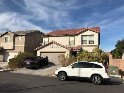 Las Vegas Single Family Home For Sale: 270 Calvino Avenue